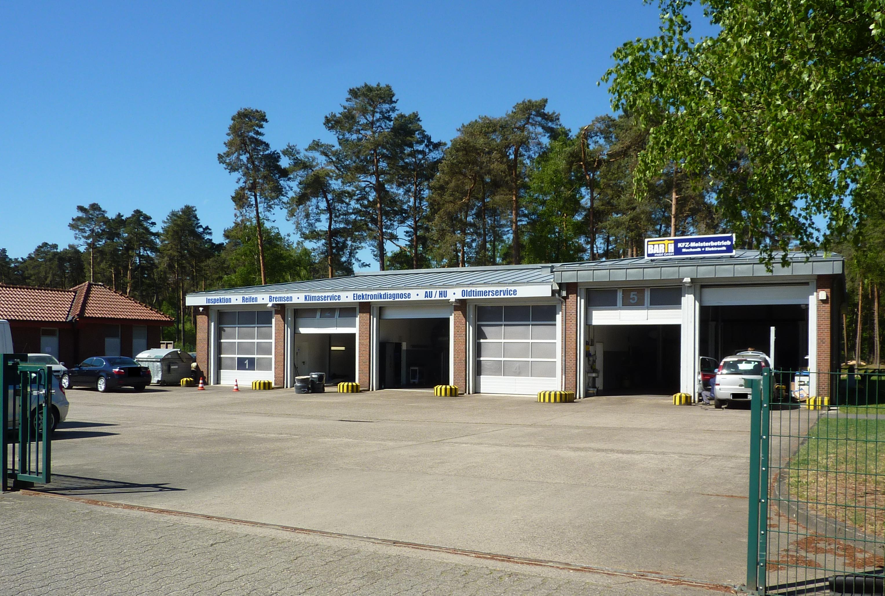 Barth Mobil GmbH in Lengerich Emsland KFZ Auto Werkstatt